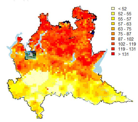 Radon in casa